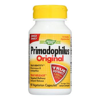 Nature's Way Dietary Supplement Primadophilus Original Capsules  - 1 Each - 90 Vcap