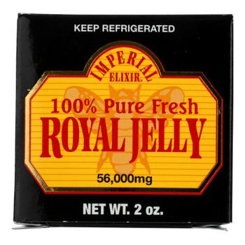 Imperial Elixir® 100% Pure Fresh Royal Jelly - 1 Each - 2 Fz