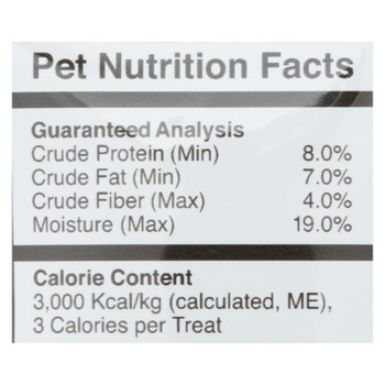 Fruitables - Dog Trts Chwy Pmpkn/berry - Case Of 12 - 5 Oz
