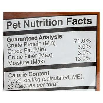 Fruitables - Dog Trts Whole Jrky Chk Tnd - Case Of 8 - 5 Oz