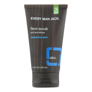 Every Man Jack Face Scrub  - 1 Each - 5 Fz
