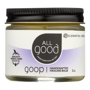 Elemental Herbs - Ag Goop Healing Balm - 1 Each - 2 Oz