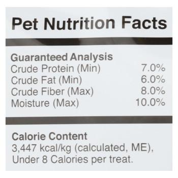 Fruitables - Dog Trts Crunch Bacon Apple - Case Of 8 - 7 Oz