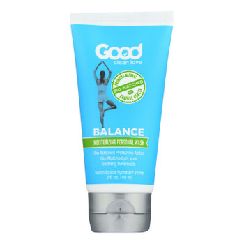 Good Clean Love Balance Moisturizing Personal Wash  - 1 Each - 2 Oz