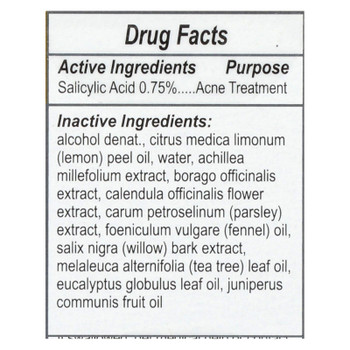 Burts Bees - Acne Spot Treatment - Cs Of 3-.26 Fz