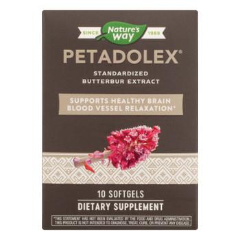 Enzymatic Therapy - Petadolex To Go - 1 Each - 10 Sgel