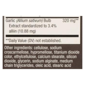 Enzymatic Therapy - Garlinase 5000 - 1 Each - 100 Tab