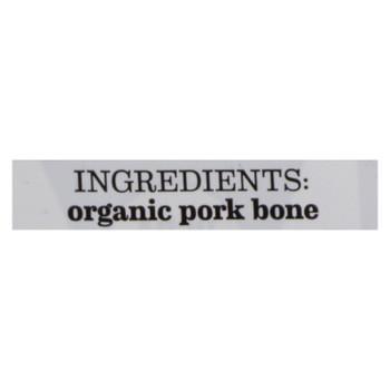 Happy N Healthy Pet - Dog Bone Pork - Case Of 6 - 1 Ct