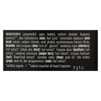 Olivina Men - Deodorant Bourbon Cedr Af - 1 Each - 3 Oz