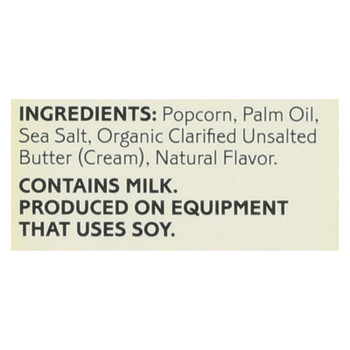 Tiny But Mighty Butter Heirloom Popcorn  - Case Of 8 - 7.5 Oz