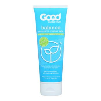 Good Clean Love Balance Personal Wash  - 1 Each - 8 Fz