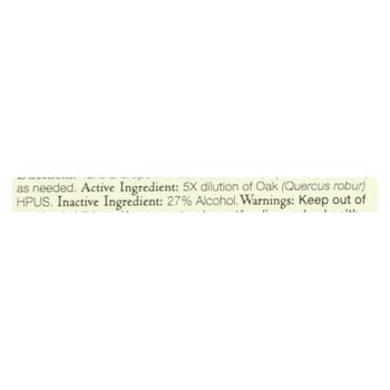 Bach Flower Remedies Essence Oak - 0.7 Fl Oz
