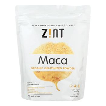 Zint Organic Maca Powder  - 1 Each - 1 Lb