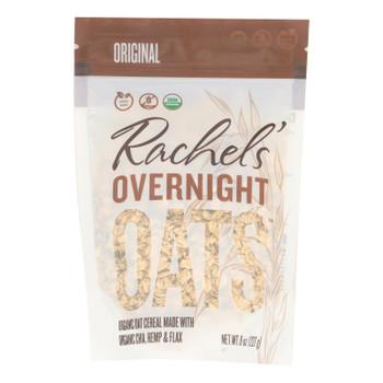 Rachel's - Ovrnght Oat Original - Case Of 8 - 8 Oz