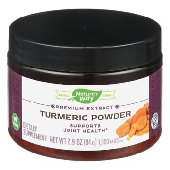 Nature's Way - Powder Turmeric - 1 Each - 3 Oz