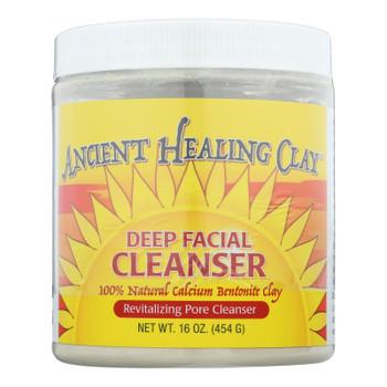 Ancient Healing Clay Deep Facial Cleanser  - 1 Each - 16 Oz