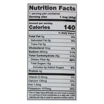 Bare Beet Chips - Case Of 8 - 1.4 Oz