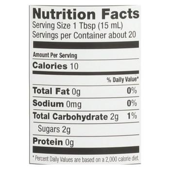 O Olive Oil Fig Balsamic Vinegar - Case Of 6 - 10.1 Fz
