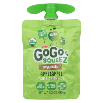 Gogo Squeez Applesauce - Case Of 6 - 12/3.2oz