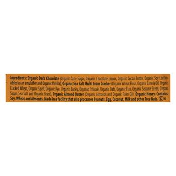 Honey Stinger - Bar Crkr&nut Almond Butter - Case Of 12 - 1.5 Oz