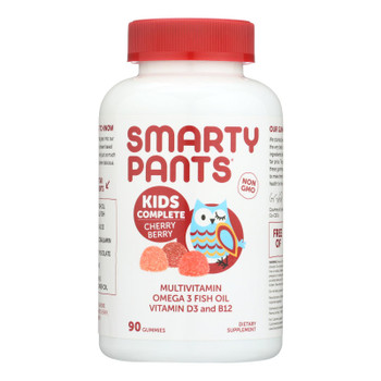 Smarty Pants Kids Complete Multivitamin  - 1 Each - 90 Ct