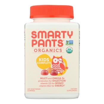 Smartypants - Gummy Vitamin Kids Cmplte - 1 Each - 120 Ct