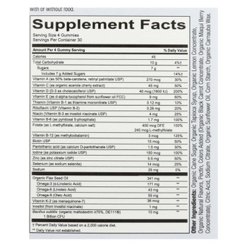 Smartypants - Gummy Vitamin Mens Cmplte - 1 Each - 120 Ct