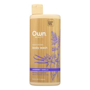 Own - Body Wash Lavender&van - 1 Each - 16.9 Fz