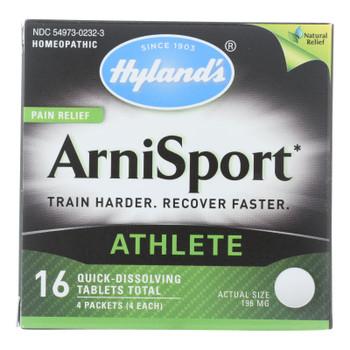 Hylands Homeopathic - Arnisport Tablets - 16 Tab