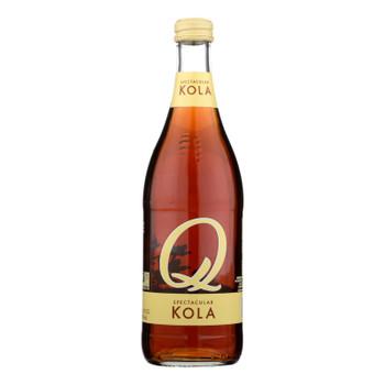Q Drinks Spectacular Kola - Case Of 6 - 16.9 Fz