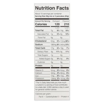 Swerve Sweets™ Pancake & Waffle Mix - Case Of 6 - 10.6 Oz
