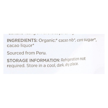 Navitas Naturals - Cacao Nibs Organic Sweetened - 8 Oz