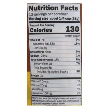 Milk And Honey Granola - Granola Original Cafe Mix - Case Of 6 - 12 Oz