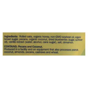 Milk And Honey Granola Granola Blueberry Pecan Mix - Case Of 6 - 12 Oz
