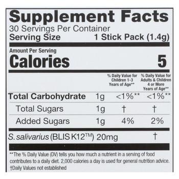 Lifestix - Drink Mix Probiotic Strawberry - 30 Ct