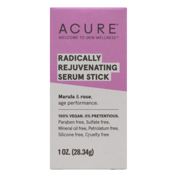 Acure - Serum Stk Rejuven Radical - 1 Oz
