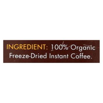 Highground - Coffee Regular Insnt - Case Of 6 - 3.53 Oz