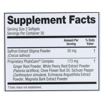 Emerald Health Bio - Supp Endobliss - 60 Sgel