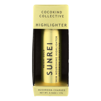 Cocokind - Highlighter Sunrei - 1 Each - 0.5 Oz