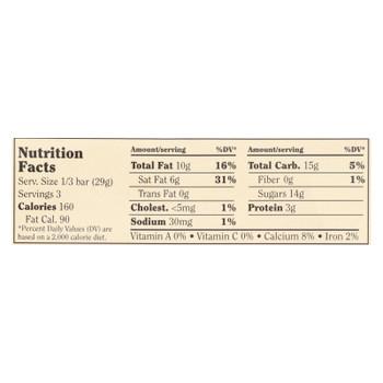 Chocolove Xoxox - Bar Ruby Cacao Bean - Case Of 12 - 3.1 Oz