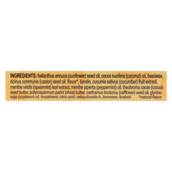 Burts Bees - Lip Balm Cucumber Mint - Case Of 12 - 0.15 Oz