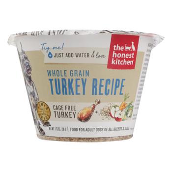 The Honest Kitchen - Dog Fd Whole Green Turkey Ss - Case Of 12 - 1.75 Oz