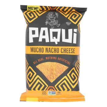 Paqui - Tort Chip Nacho Cheese - Case Of 5 - 7 Oz
