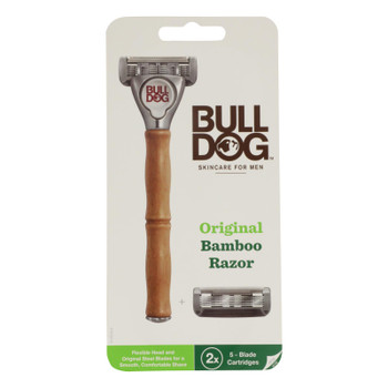 Bulldog Natural Skincare - Razor Bamboo Org - 1 Each - 1 Ea