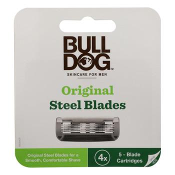 Bulldog Natural Skincare - Razor Refill - 1 Each - 1 Ea