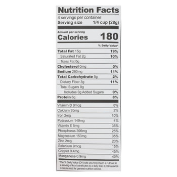 Go Raw - Snack Seed Spicy Fsta Sprt - Case Of 10 - 4 Oz