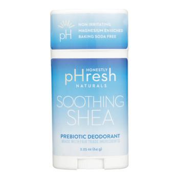Honestly Phresh - Deodorant Soothing Shea - 1 Each - 2.25 Oz