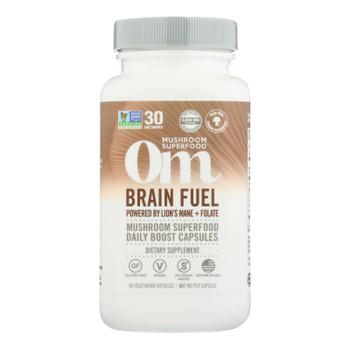 Om - Mush Sprfd Brain Fuel - 1 Each - 90 Ct