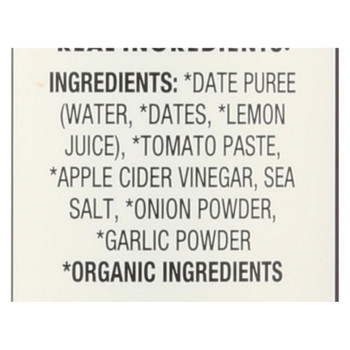 Tessemae - All Natural Organic Ketchup - Case Of 6 - 10 Fl Oz.