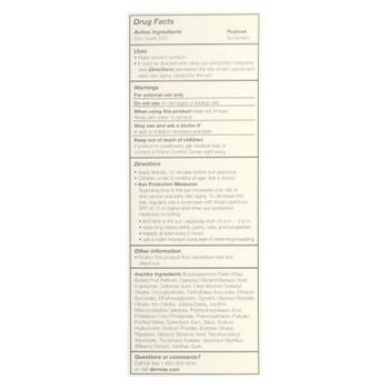 Derma E - Moisturizer Tnt Bb Tan - 1 Each - 1.5 Oz